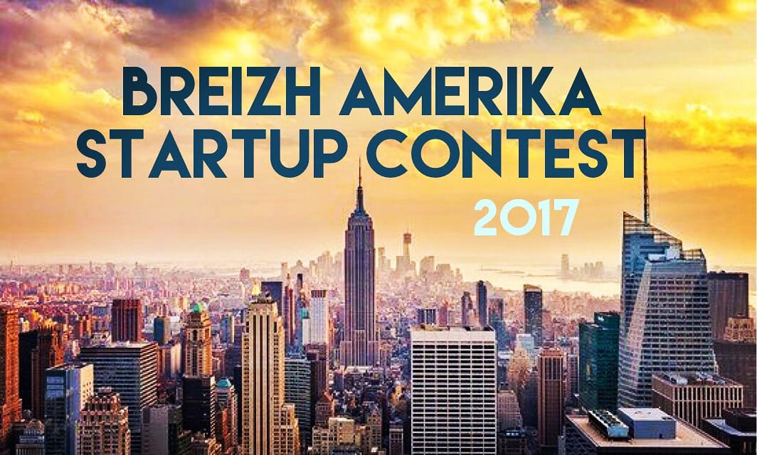 Lancement de la seconde édition du Breizh Amerika Startup Contest 2017